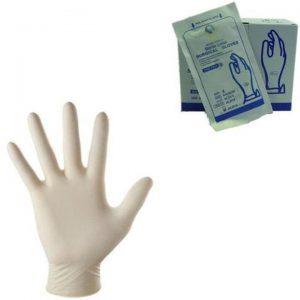 پخش دستکش لاتکس پودری