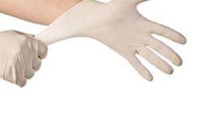 دستکش لاتکس با قیمت ارزان